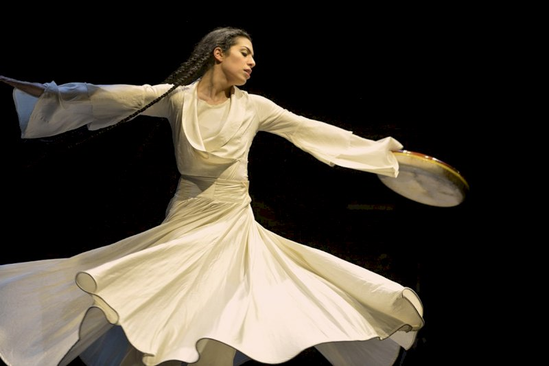 Danse, musique chant : Rana Gorgani