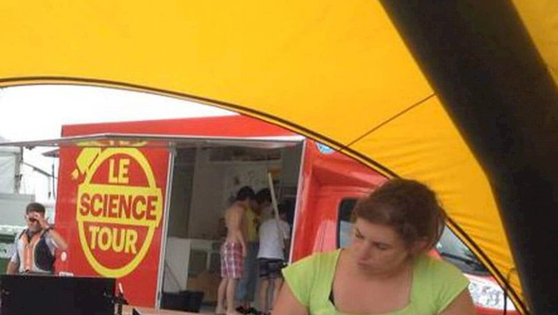La Bernerie-en-Retz. Le Science tour fait étape ce lundi sur l'esplanade Bellevue | Presse Océan