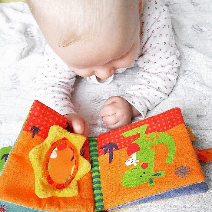 P'tit déj pour bébés lecteurs