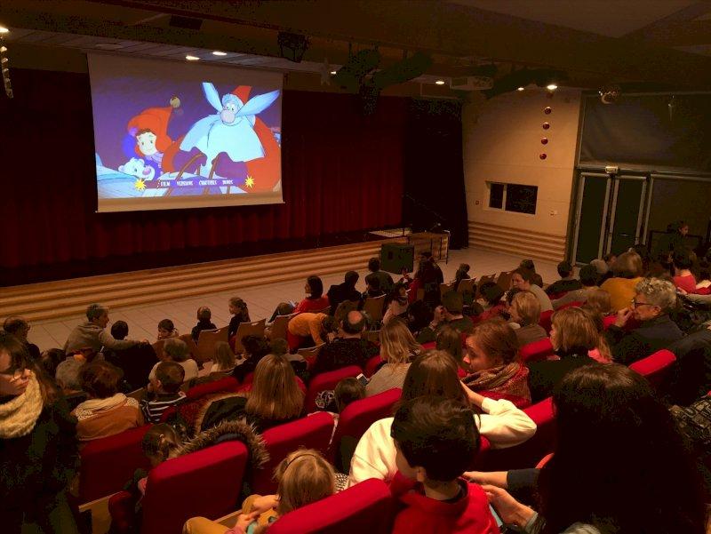 Projection du film de Noël « Animaux & Cie »