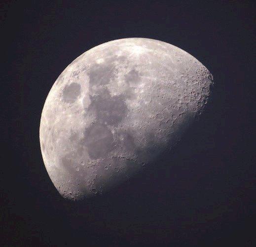 Soirée d'observation astronomique de la Lune