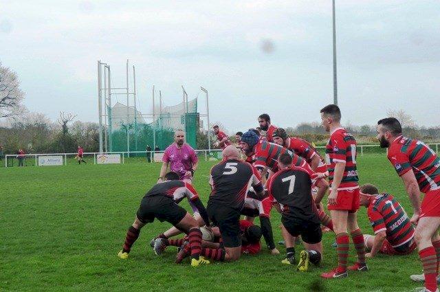 Rugby séries territoriales 1 et 2