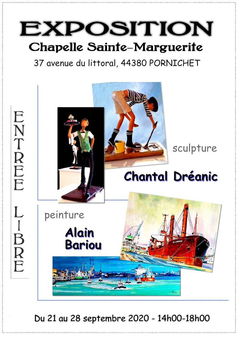 Exposition peinture & sculpture