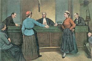 Les archives judiciaires