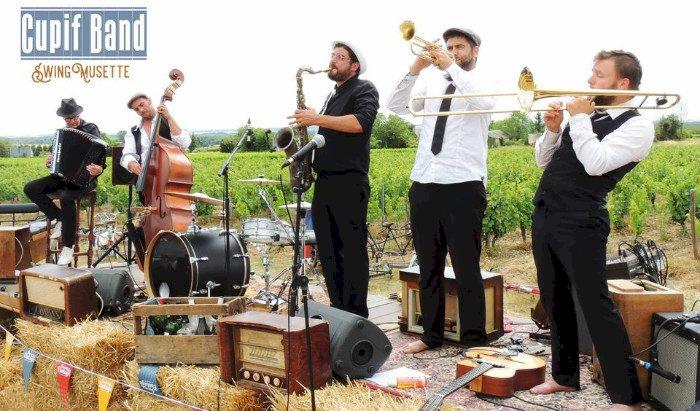Concert Cupif Band