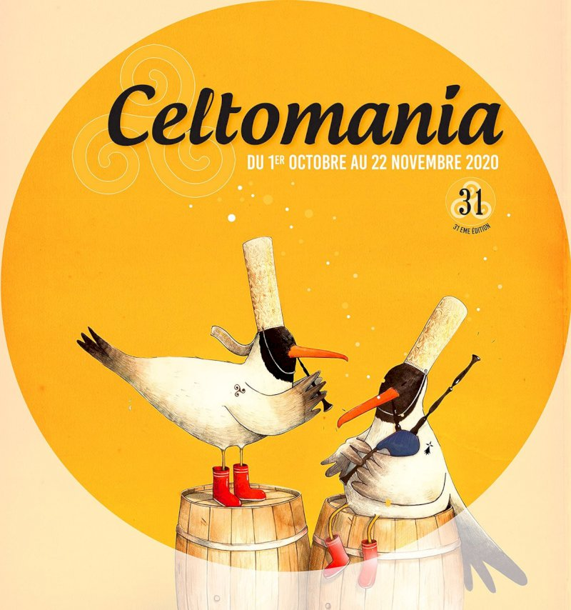 Les Celtomania - Natha Big Band