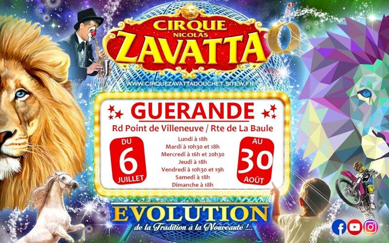 Cirque Nicolas Zavatta Douchet