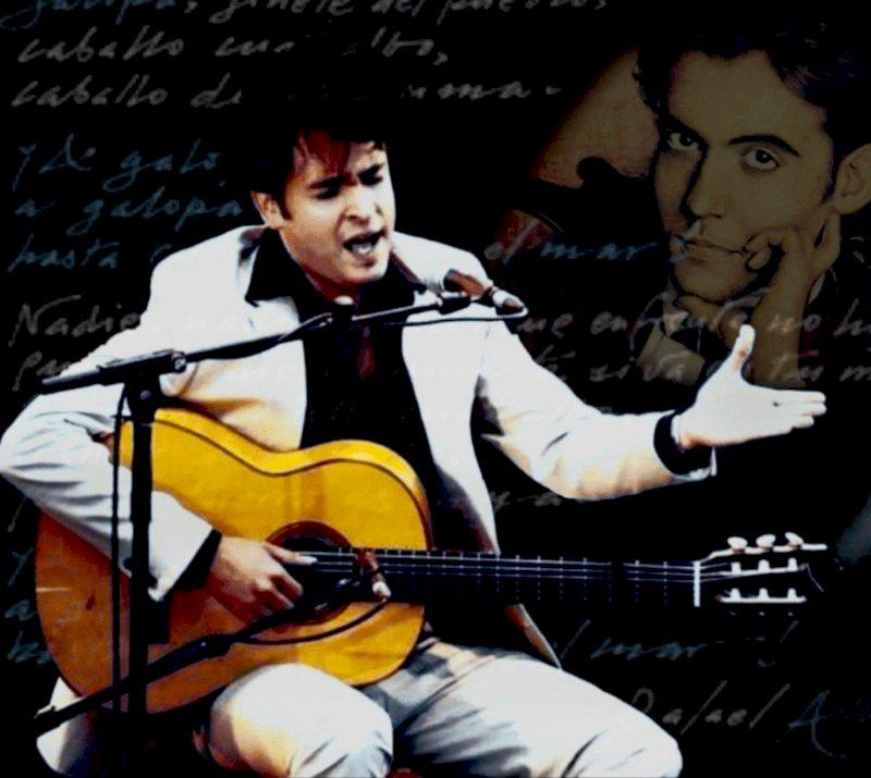 Récital voix et guitare espagnole, Eddy Maucourt chante Paco Ibañez