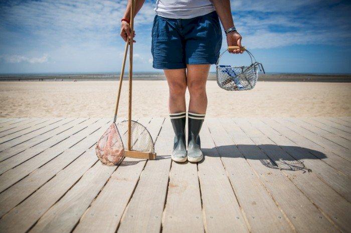 La Bernerie-en-Retz. Sortie pêche à pied   Presse Océan