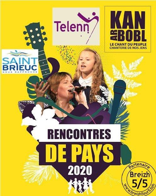 Kan ar Bobl - Pays de Saint-Brieuc