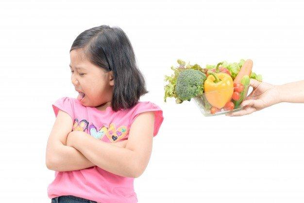 Les légumes, pourquoi ça bloque chez les enfants de 6-12 ans ?