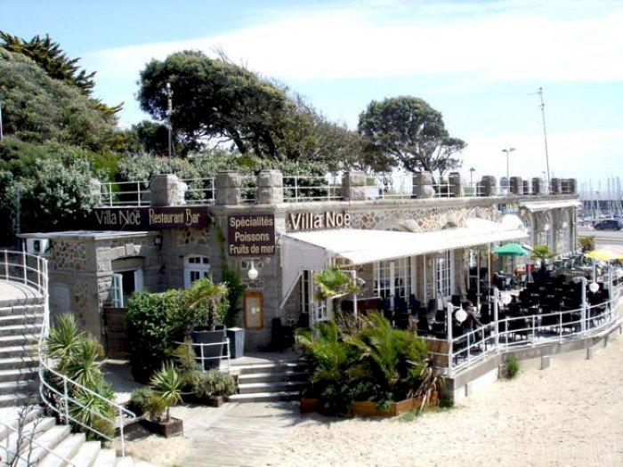 Les menus à emporter du restaurant La Villa Noë