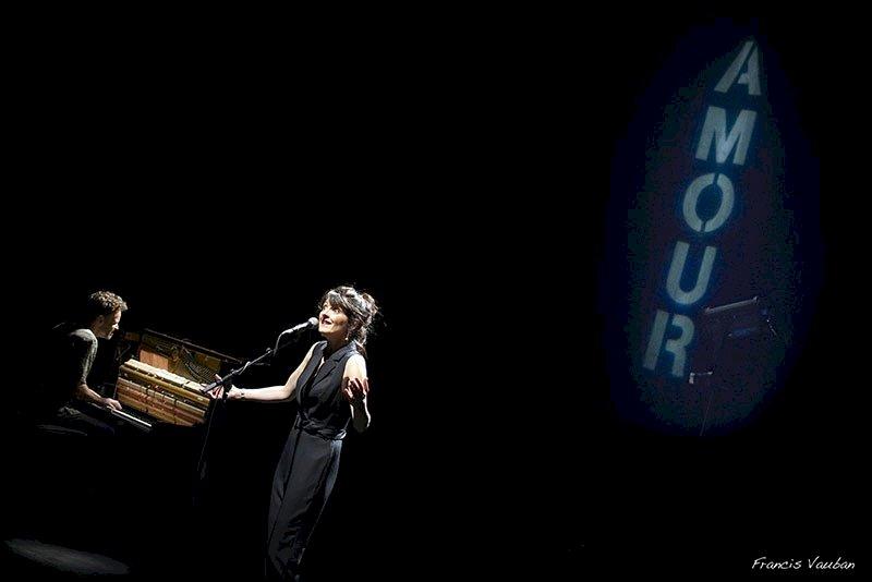 Chloé Lacan - J'aurais aimé savoir ce que ça fait d'être libre (Nina Simone)