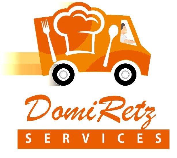 DomiRetz Services : livraison de menus à domicile ou en entreprise offerte