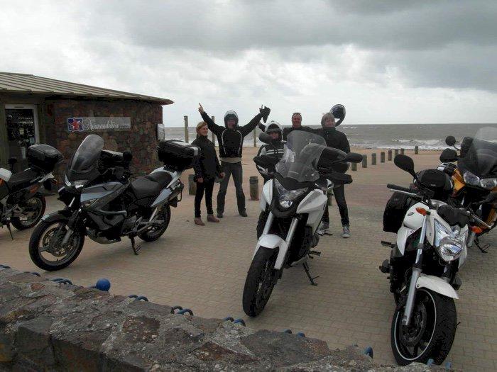 Balade Moto & Pic-Nic de Savenay à Noirmoutier