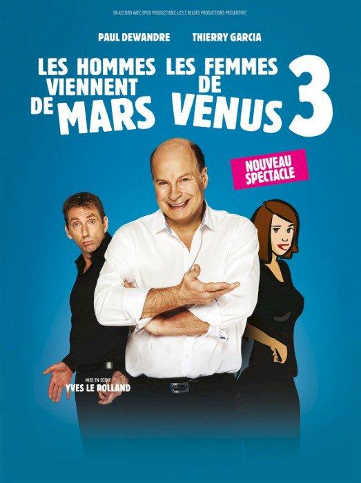Agenda Pornic : Les Hommes Viennent De Mars (Spectacle) - Ouest-France