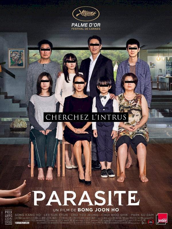 Séance Ciné-Clic : Parasite