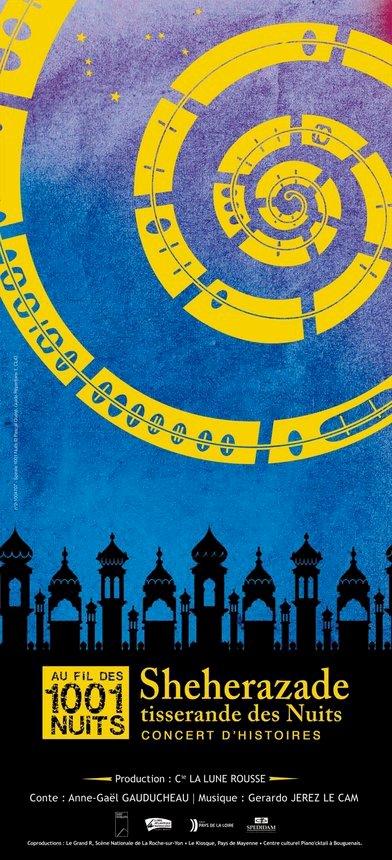 La Nuit de La lecture : Sheherazade