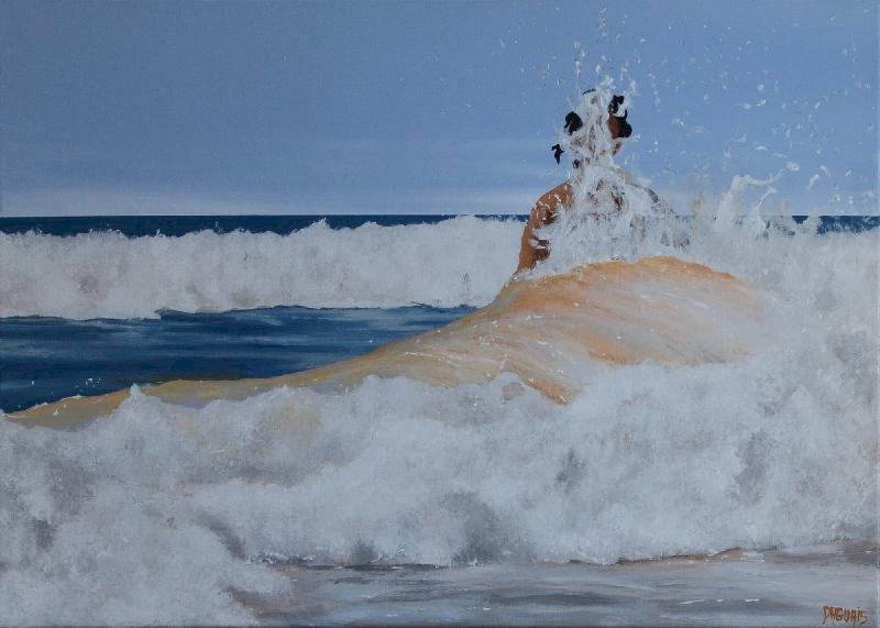 Daguais ouvre son atelier Expression océane