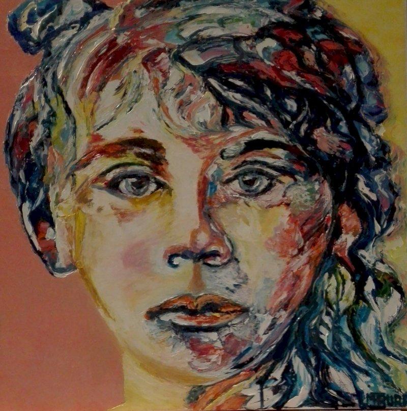 Exposition de Marie-Thérèse Burr