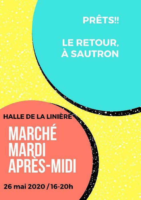 Marché Sautron Mardi 26 mai 2020