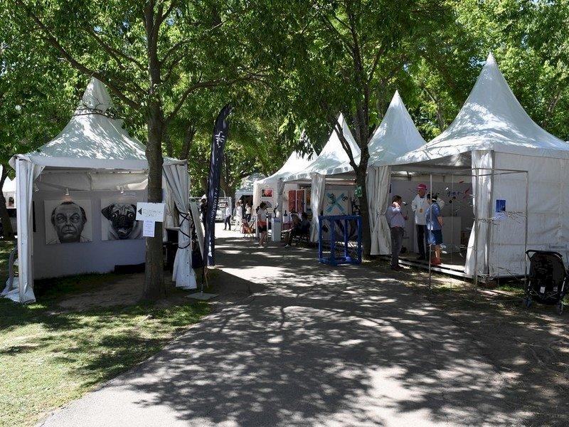 Le Sm'art 2020 - Salon méditerranéen d'art contemporain et d'art abstrait [Reporté]