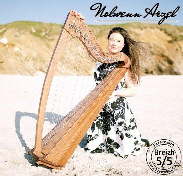 Nolwenn Arzel en concert, Ploemeur