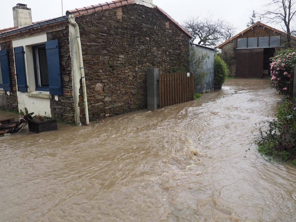 Inondations : Port-Saint-Père va demander la reconnaissance en catastrophe naturelle