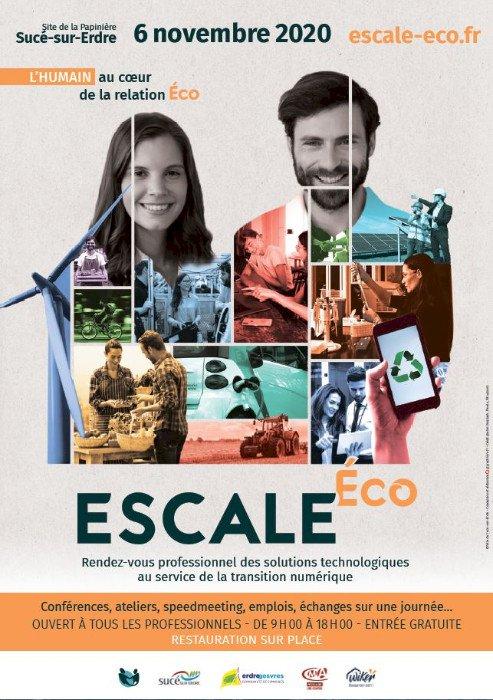 Escale Éco - REPORTÉ EN 2021 (dates encore inconnues)