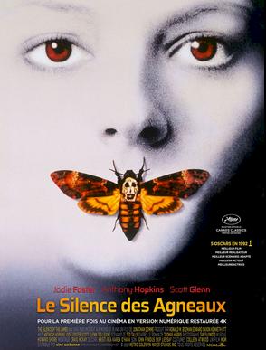 Ciné Club - Le Silence des agneaux