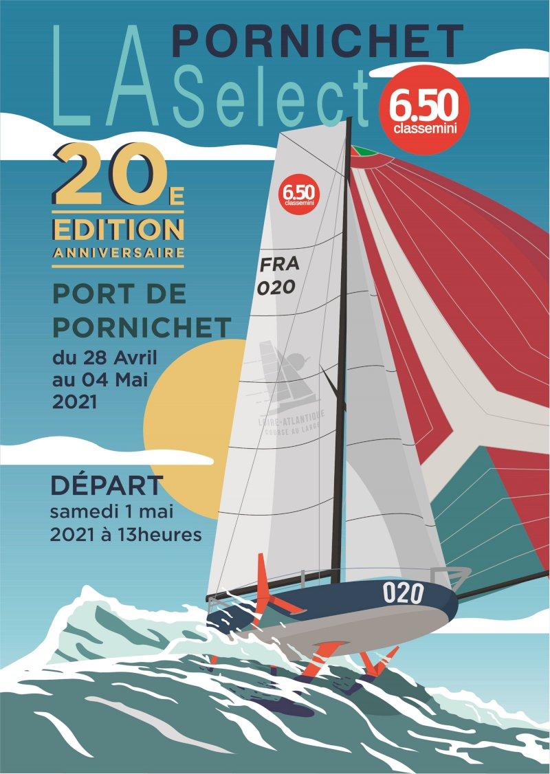 La Pornichet select 6.50 - 2021