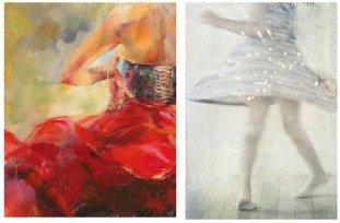 STAGE DESSIN PEINTURE ADULTE : LE MOUVEMENT ET L'ART
