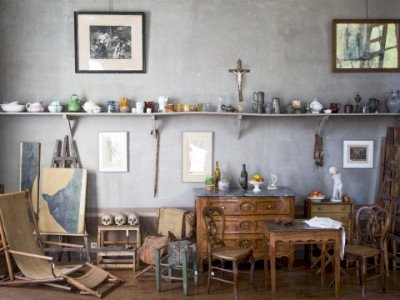 Atelier de Cezanne - NDM pas d'édition 2020