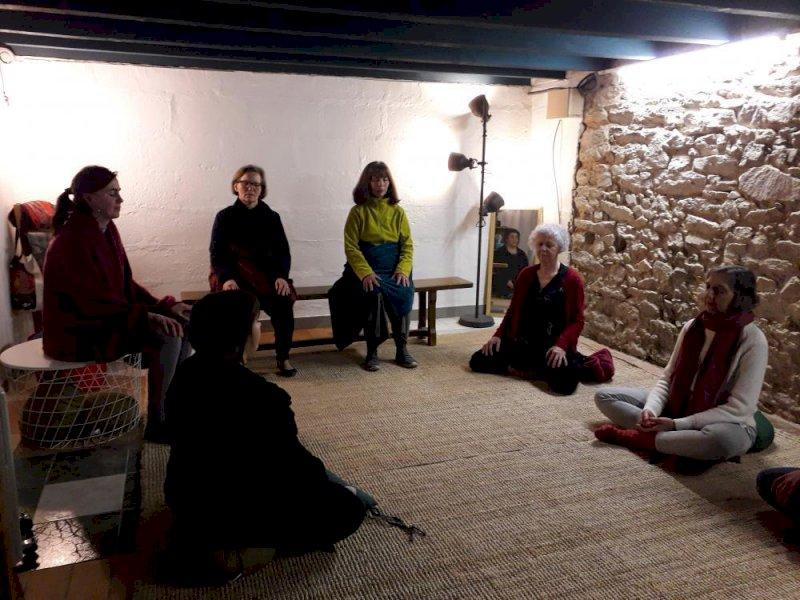 séances de méditations