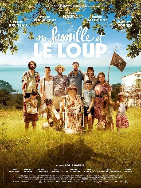 Séance ciné-clic : Ma famille et le loup