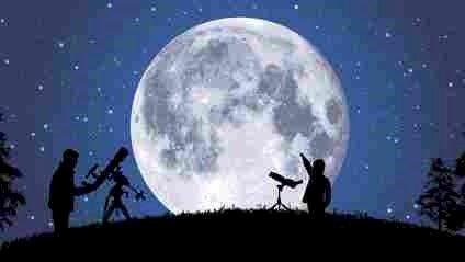 Tout savoir, ou presque, sur la lune par Grain de Ciel