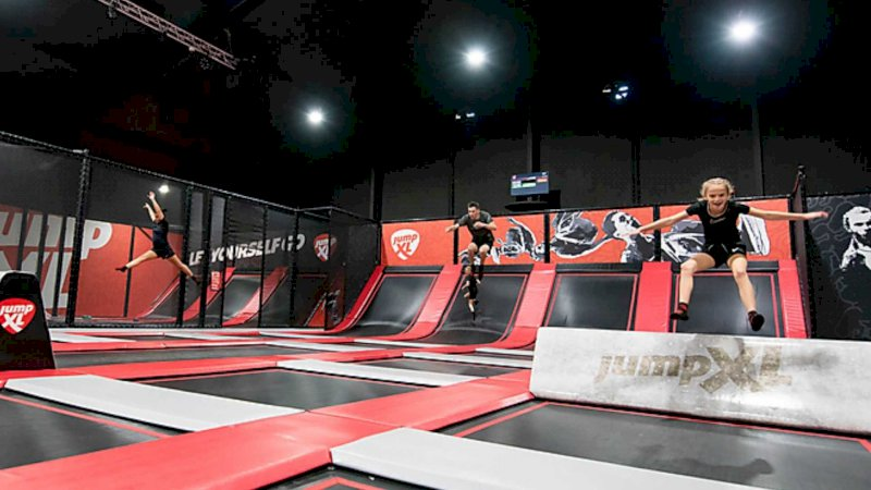 Sortie à Nantes 11-17 ans : Jump XL