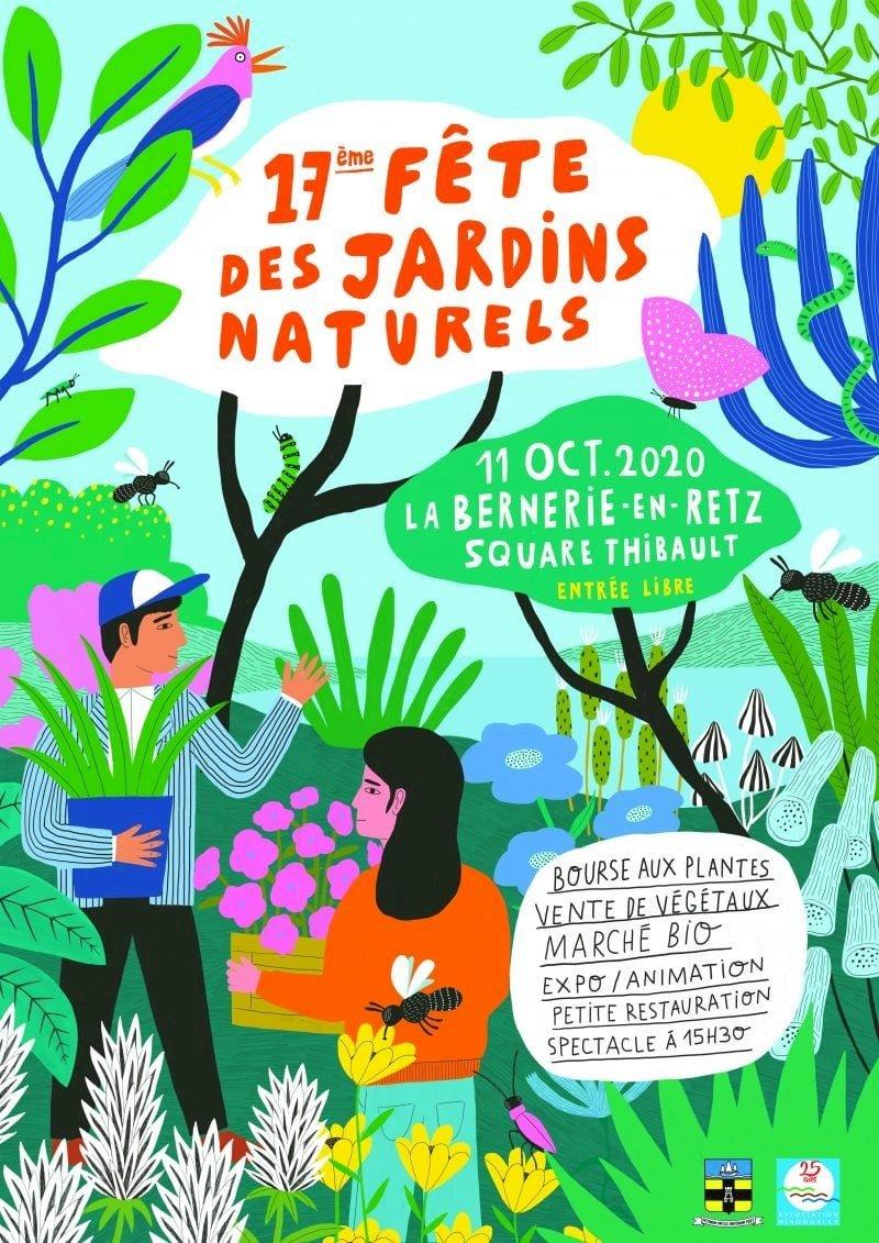17e fête des Jardins Naturels de l'association Hirondelle