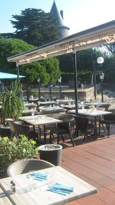 Les menus et suggestions du restaurant bar du château
