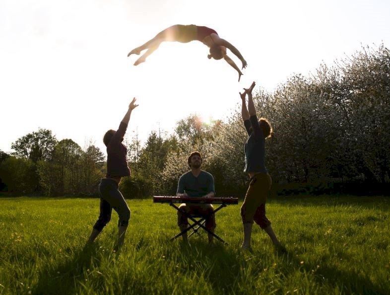 Festival les Renc'Arts : Collectif Pourquoi pas - La volonté des cuisses