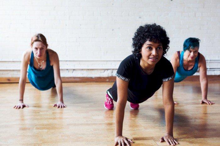 Cours de fitness kids et zumba