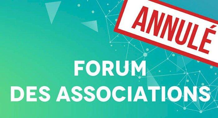 FORUM DES ASSOCIATIONS BREVINOISES 2020 ANNULE