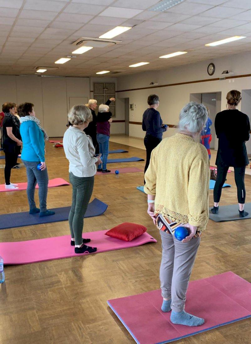 Portes ouvertes Gym form et Pilates