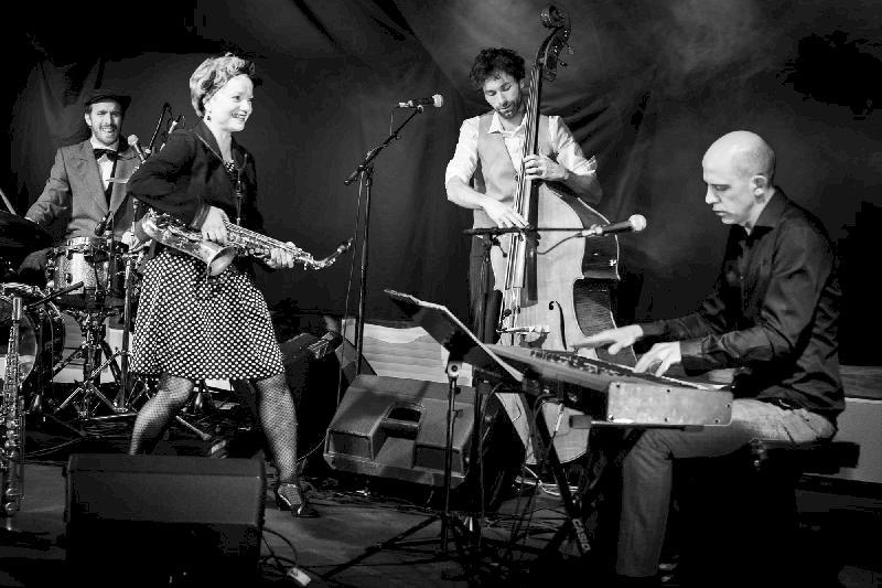 Jazz swing année 30/40 avec «Speakeasy»