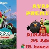 Avant-première - Angry birds 2