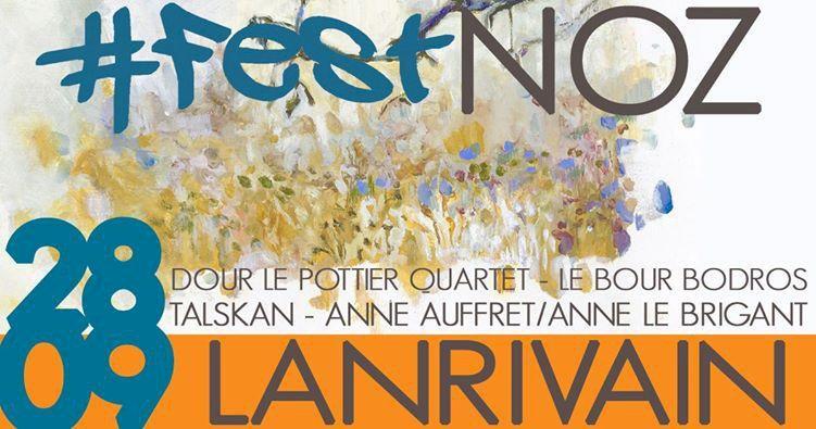 Fest-Noz organisé dans le cadre du lancement du CD  #Fest 2
