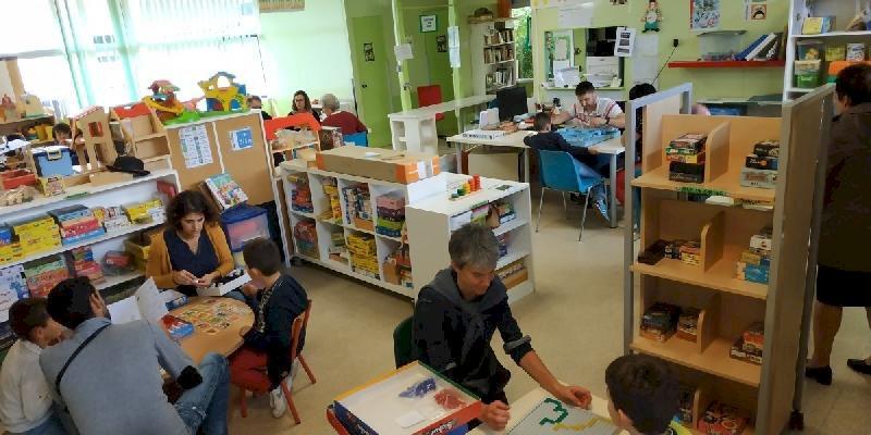 Ludimanche : jouer en famille un dimanche/mois à la ludothèque