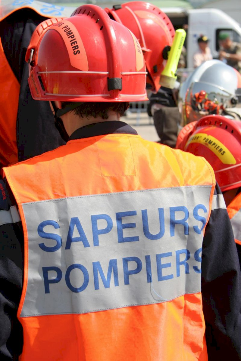 Sainte-Barbe des pompiers de Guenrouet