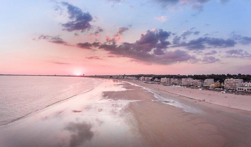 Projet d'aménagement du front de mer de Pornichet