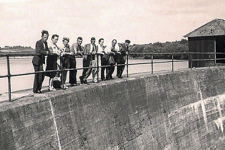Centenaire du Barrage du Lac : promenade historique